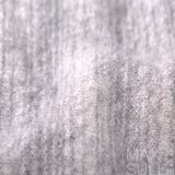 Tessuto delle lane di Gray 100% per la stagione di inverno e di autunno