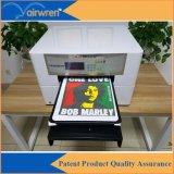 Горячий принтер тенниски DTG размера печатной машины A3 тканья цифров надувательства
