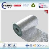 2017 Hoja de material de construcción del papel de aluminio de aislamiento de espuma de XPE Calor