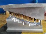 Machine chaude de fonte de soudeuse en plastique de PVC
