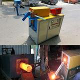 80kw Изготовление гаек и болтов Индукционная горячая кузнечная машина