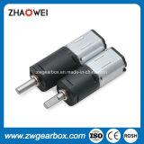 motor de reducción del engranaje de la revolución por minuto 3V 12 de 12m m pequeño