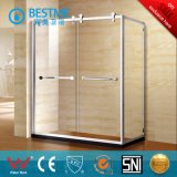 Stainless-Steel 프레임 샤워실 위생 상품 (BL-F3005)를 가진 유리제 미닫이 문