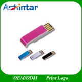 Azionamento di plastica dell'istantaneo del USB di Thumbdrive del disco in opposizione del USB 2.0
