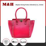 El remache Muti-Color PU de alta calidad de las mujeres en el bolso