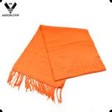 Dame Pure Color Woven Cheap Eenvoudige Sjaal voor Levering voor doorverkoop