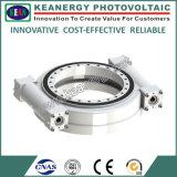 Mecanismo impulsor de la ciénaga de los gusanos de ISO9001/Ce/SGS dos para la maquinaria de construcción