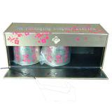 شراب صلبة ورقيّة يعبّئ صندوق لأنّ [فودكا]