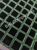 Passerelle anti-corrosive de FRP, panneau antidérapant, grille de fibre de verre, grille de fibres de verre