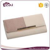 Оптовый бумажник женщин кожи змейки повелительницы Портмона способа бумажника PU изготовленный на заказ