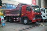 Sinotruk 6X4の3車軸420HP頑丈なダンプトラック