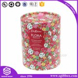 Kleurrijk Document die het Vierkante Vakje van het Parfum van Costom Prinring verpakken