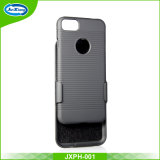 Motif de Sprite de haute qualité étui cas Combo avec clip ceinture pivotant à 180 degrés et support intégré pour iPhone 7