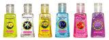 Savon liquide de main portative intense d'odeur sans aseptisant de main de l'eau