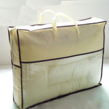 Saco de cama de PVC transparente resistente às vendas quentes com alças