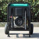 비손 (중국) 2kVA 2000W 구리 철사 단일 위상 키 시작 홈 힘 휴대용 2kw 디젤 엔진 발전기 연료 소비