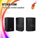 """Stx815m 15 """" Leistungs-bidirektionale Stadiums-Monitor-Lautsprecher"""