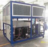 135kw 50HP Platten-Wärmeaustausch-Verdampfer-Luft abgekühlter Wasser-Kühler