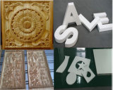 Machine de découpage acrylique de gravure de couteau de forces de défense principale de mousse en bois de commande numérique par ordinateur pour la publicité
