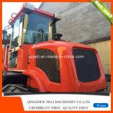 Lader van het Wiel van het Ontwerp van de Vervaardiging van China de Nieuwe Compacte Mini (ZL08-ZL30)
