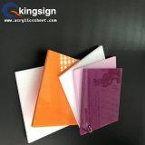 Colorear la hoja de acrílico de la capa doble en China