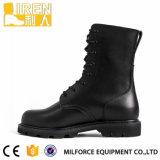 安い価格のブラウンの本革の安いDesignableの軍の戦術的な戦闘用ブーツ