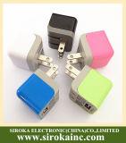 Всеобщий одиночный заряжатель перемещения мобильного телефона USB для iPhone