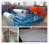 Macchina di laminazione dell'imballaggio di plastica del rivestimento dello strato/pellicola della gomma piuma di Jc-EPE-FM1500 EPE in India/Tailandia/America