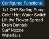 1360mm Hothtub d'angolo (AT-LW0807)