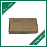 Caja de Correo custon de impresión del papel de Brown
