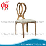 La última silla de la boda de la silla del banquete con cuero de la PU