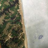 De met een laag bedekte Militaire Stof van de Camouflage van de Stof van Oxford van de Polyester van 100%