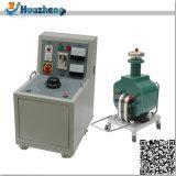 Het Testen van het Voltage van de Transformator 0.5-300kVA van de Test van Hv van de Reeks van Herz Transformator