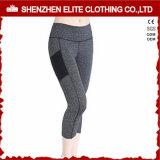 高品質のポケット(ELTLI-134)が付いているカスタム方法体操の衣類のレギング