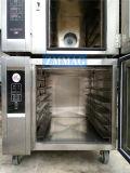 O preço de cozimento industrial automático do forno de Combic do aço inoxidável da padaria do gás da fábrica fixa o preço da máquina (ZMR-5FM)