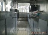 Edelstahl-Mininahrungsmittel-LKW-Gerät für Toaster