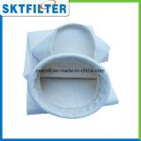 Bolso de filtro líquido del agua industrial