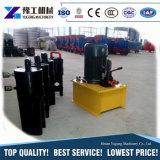 Prensa hidráulica Máquina a 32 mm de hormigón de prensa de extrusión en frío