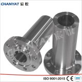 Flange de orifício de aço inoxidável (F304H, F316H, F317)