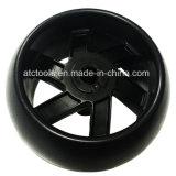 [أرغن] 72-031 مضادّة فروة رأس بكرة ظهر مركب مقياس عجلة