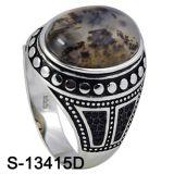 Zilver van uitstekende kwaliteit 925 van de Ring van de Juwelen van Hotsale van de Fabriek