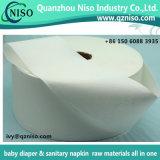 Airlaid papel absorbente para pañales de materias primas documento SAP
