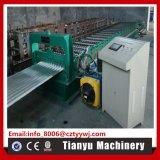 Gewölbte Aluminiumvorstand-Farben-Stahldach-Fliese-Blatt, das Maschine herstellt