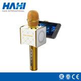 最もよい価格の無線Bluetoothの手持ち型の携帯用携帯電話の小型カラオケのマイクロフォン
