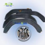 Lantsun J094 schwarzer ABS Schutzvorrichtung-Aufflackern-Installationssatz mit Drehungsignal Licht für JeepWrangler Jk 4 Tür 07+