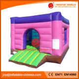 Castello rimbalzante di salto gonfiabile 2017 della Camera del giocattolo gonfiabile della tela incatramata del PVC (T1-616)