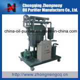 Bom desempenho Máquina de extração de óleo de transformador de resíduos de vácuo