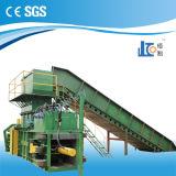 Máquina Hba110-110130 de empacotamento hidráulica para a película plástica