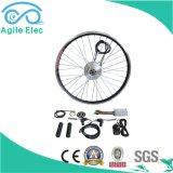 36V 350W Naben-Bewegungselektrischer Fahrrad-Installationssatz mit Flaschen-Batterie
