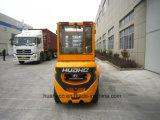 carrello elevatore a forcale diesel 3.0Ton con la baracca (HH30Z-C1-D, doppie gomme pneumatiche)